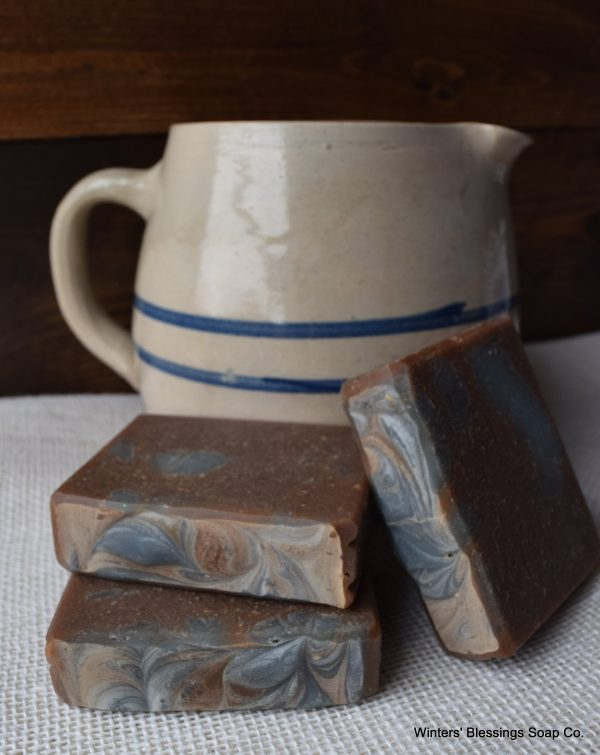Winters Blessing Soap - Blue Sugar