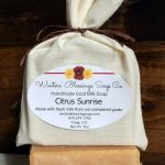 Winters Blessing Soap - Citrus Sunrise
