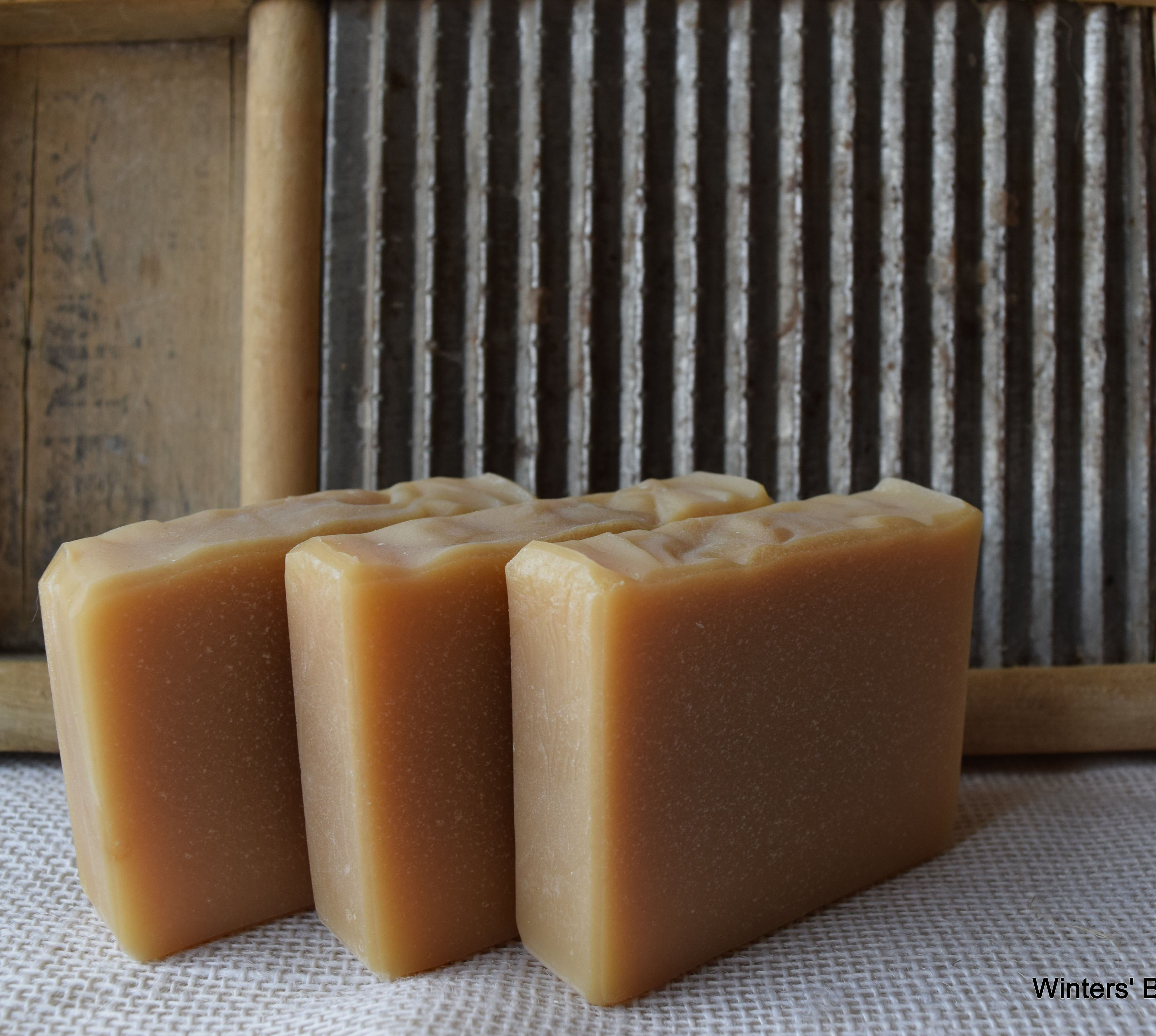 Winters Blessing Soap - Coconut Lime