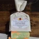 Winters Blessing Soap - Cool Citrus Basil
