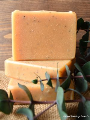 Lemongrass Eucalyptus Goat Milk Soap