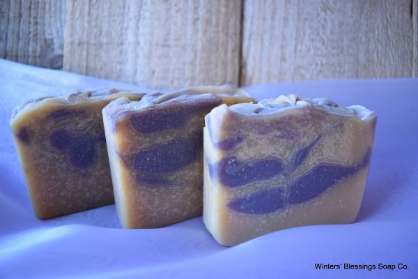 Winters Blessing Soap - Love Spell