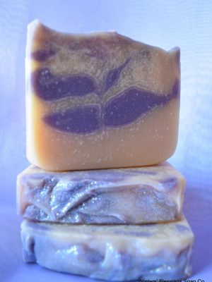 Love Potion Goat Milk Soap