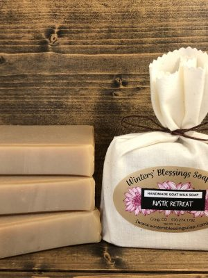 Rustic Retreat Goat Milk Soap