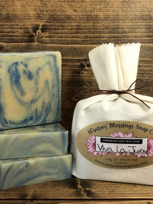 Viva La Juicy Goat Milk Soap